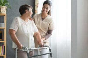 Non-medical services included in personal home care